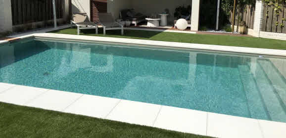 Zwembaden en toebehoren complete pakketten tegen lage for Inbouw zwembad rechthoek