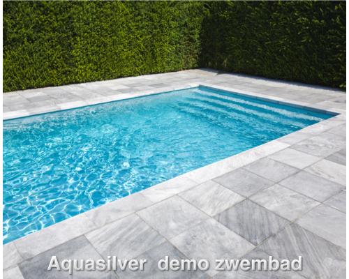 Rechthoek zwembad 450 x 300 x120cm